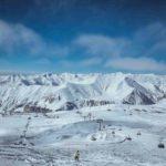 Поездка в Грузию, на горнолыжный курорт Гудаури