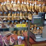 Про хамон. Цены в магазинах Испании