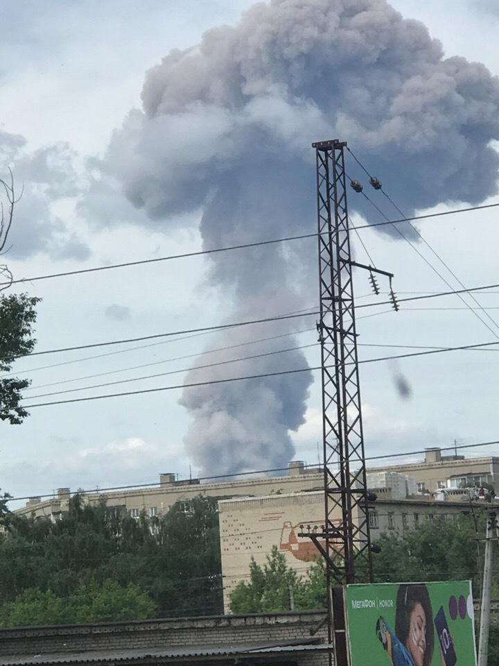 Трагедия в Дзержинске
